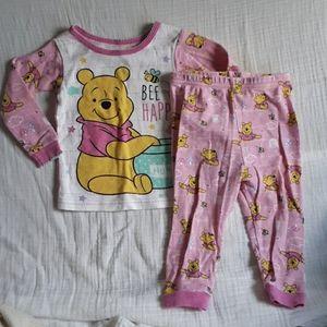 Disney EUC Pooh Pajamas